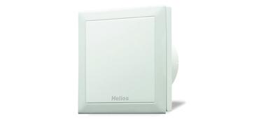 Ventilatoren voor kleine ruimten