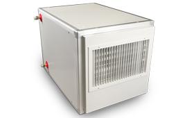 Luchtverwarmers Lemmens
