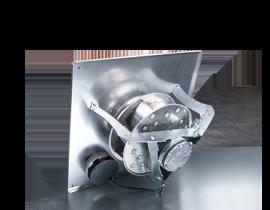 Vrijloop ventilatoren Lemmens