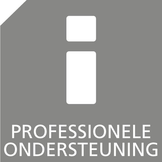Professionele ondersteuning
