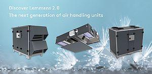 18.07 Auerhaan introduceert nieuwe serie WTW-units van Lemmens