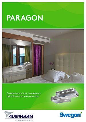 19.03 Paragon Comfort-module; voor het beste comfort in de hotelkamer