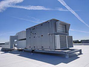"""20.05 Gold RX/HC, ventilatie, verwarming en koeling """"all-in-one"""""""